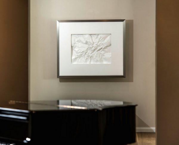 V.VIII (2014) 120/110 cm. Sold