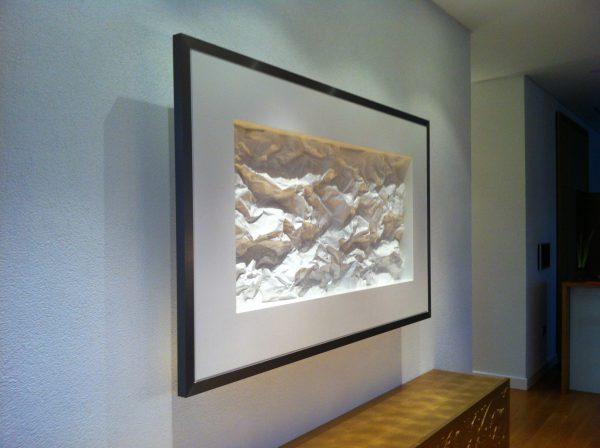 X.IX, II. (2014) 180/100 cm. Sold
