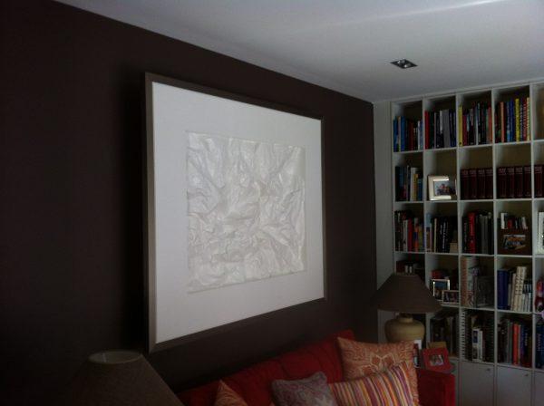XXX.VII (2014) 150/120 cm. Sold