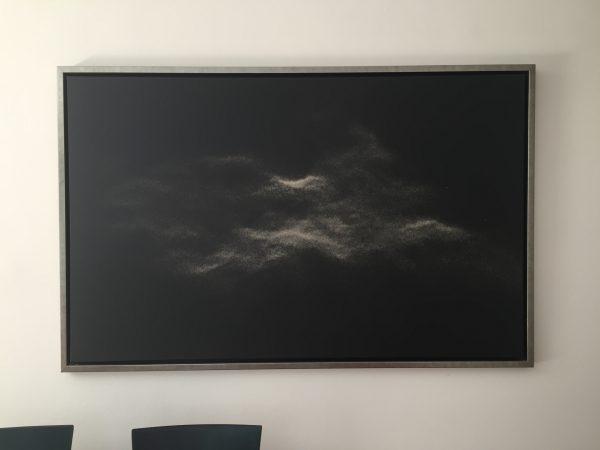 XV.II (2009) 160/100 cm. Sold